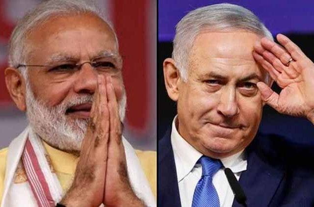 Israeli-PM-Congrats-to-PM-Modi-on-massive-win-DKODING