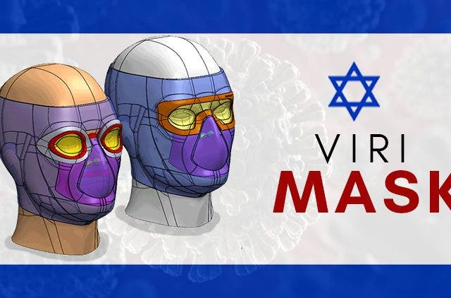 Israel's Virimask A Gamechnager During Coronavirus Quarantine
