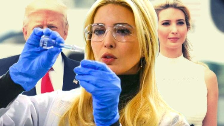 All Eyes On Ivanka Trump As Coronavirus Claims Third White House Victim