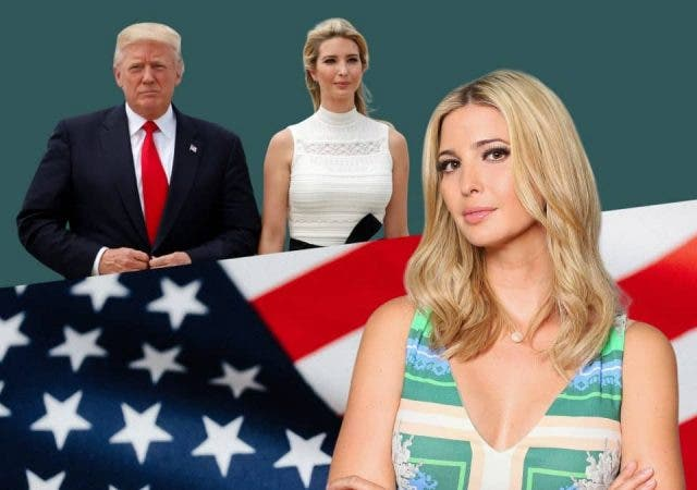 Ivanka Trump In Trouble