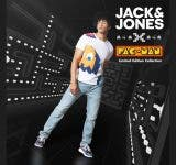 JACK&JONES Takes Customers Down The Memory Lane With New PACMAN Collection