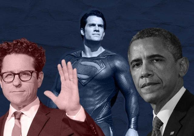 JJ Abrams uses Ex-President Obama to beat Synder version of Superman