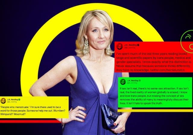 JK Rowling Transphobia Controversy