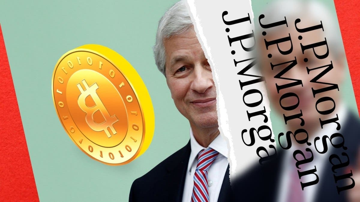 JP Morgan And CEO Dimon Stand Divided On Bitcoin And Cryptocurrency