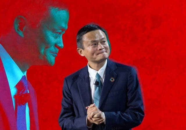 Jack Ma Fight Chinese Financial Regulators