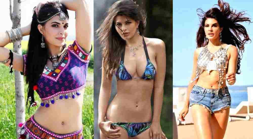 Bollywood Actress Sexy Belly button DKODING