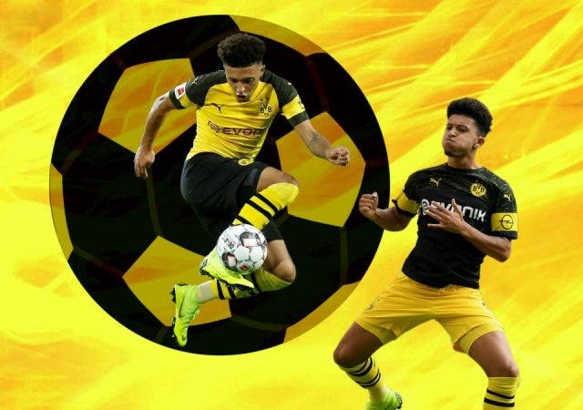 Jadon Sancho Asking Price and Real Value