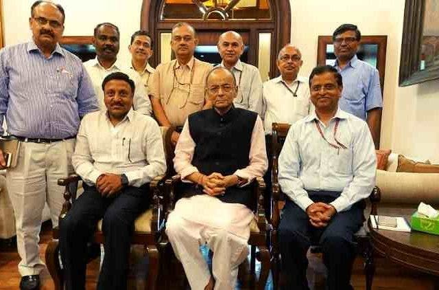 Jaitley-Does-Not-Attend-Cabinet-Meets-Officials-Home-India-Politics-DKODING