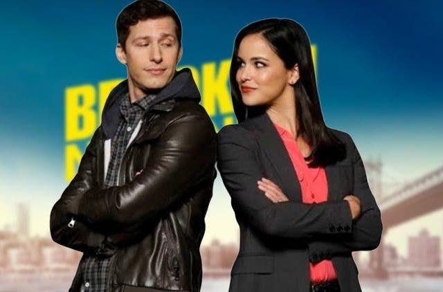 Jake and Amy in Brooklyn Nine Nine