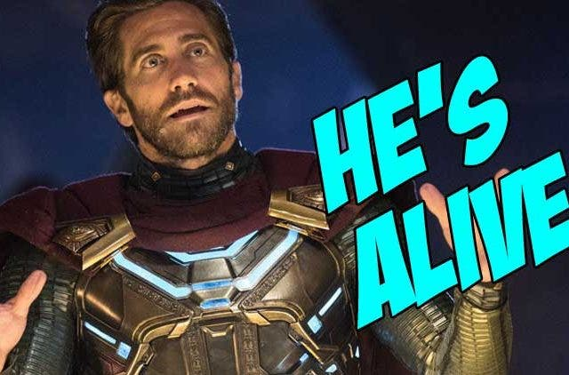 Jake-Gyllenhaal-Spider-Man-3-Alive-Mysterio-Hollywood-Entretainment-DKODING