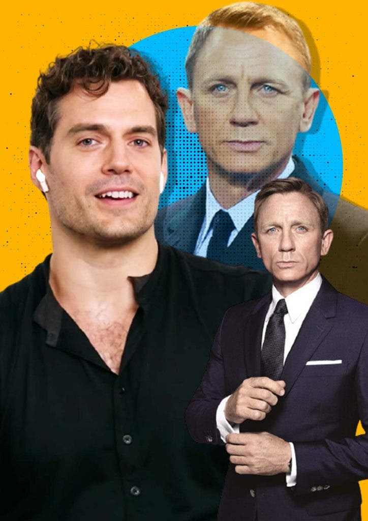 Why is Henry Cavill the perfect choice for James Bond?
