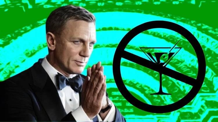 James Bond On Detox In No Time To Die… And May Be In Rehab