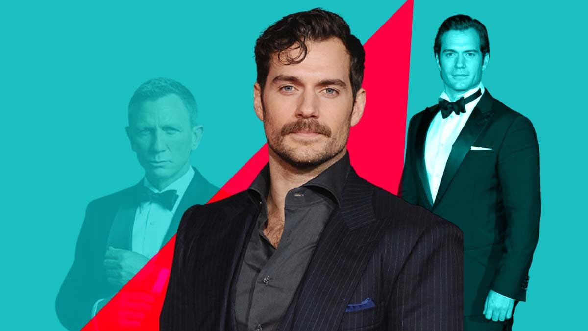Henry Cavill wants to stop at nothing to become the next James Bond