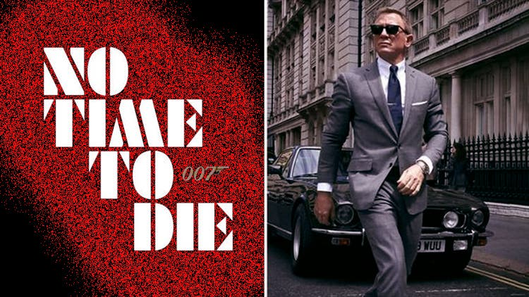 No Time To Die Will Be Another Disaster In James Bond Line-up