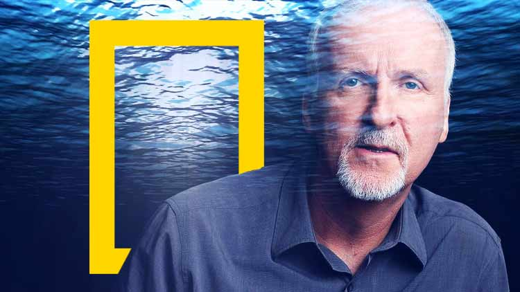 Titanic director James Cameron collabs with Nat Geo for a new venture