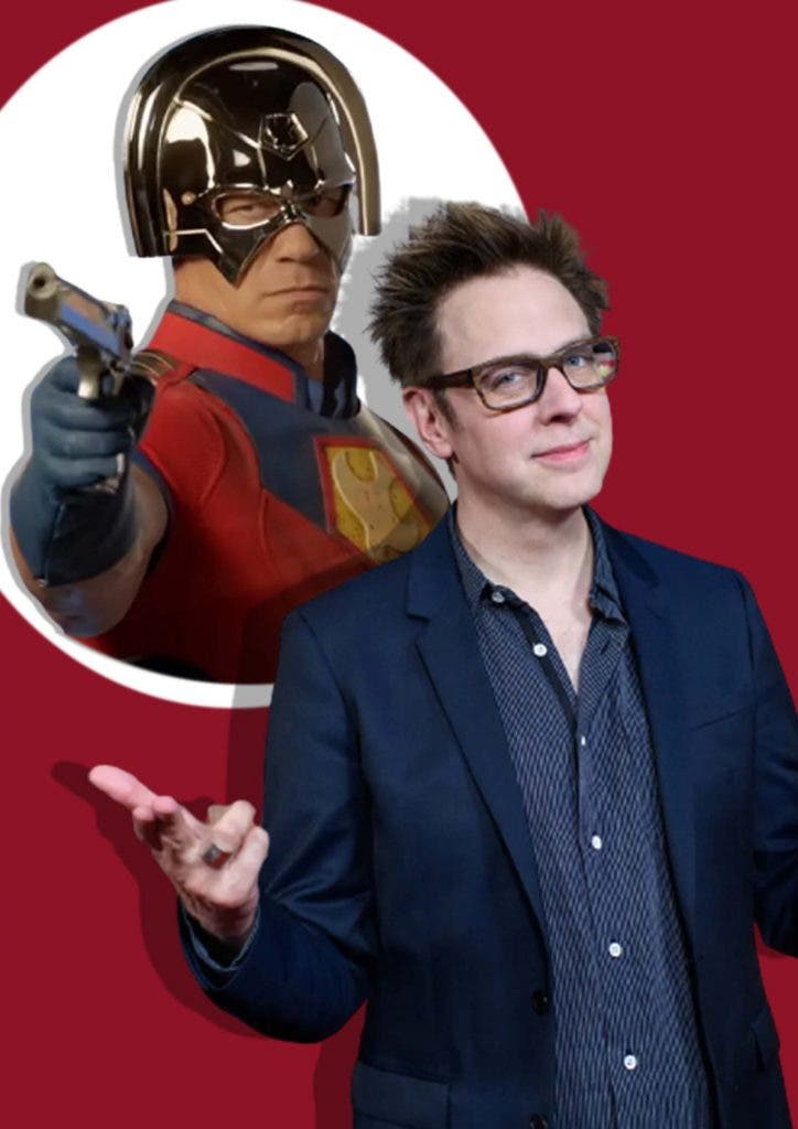 James Gunn delays Guardians of the Galaxy for Peacemaker