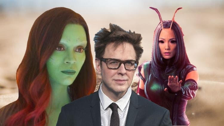 The Original Gamora And Mantis Were Discarded By James Gunn Due To Absurd Reasons