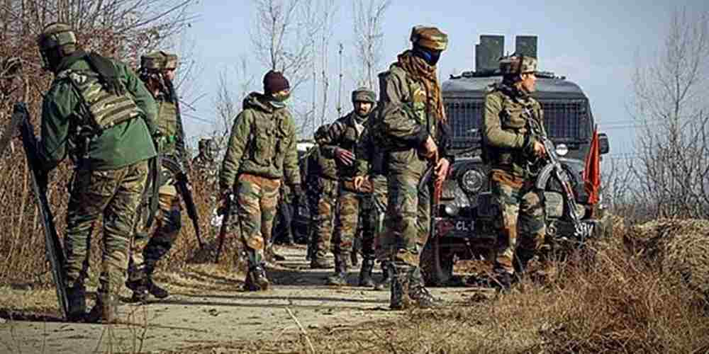 Jammu And Kashmir Terrorists Killed Indian Army More DKODING