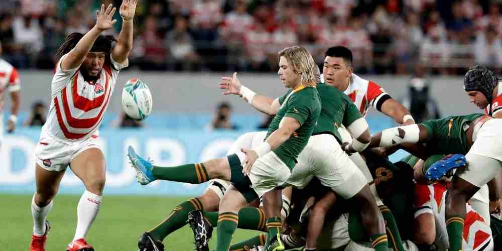 South Africa Japan Rugby Others Sports DKODING