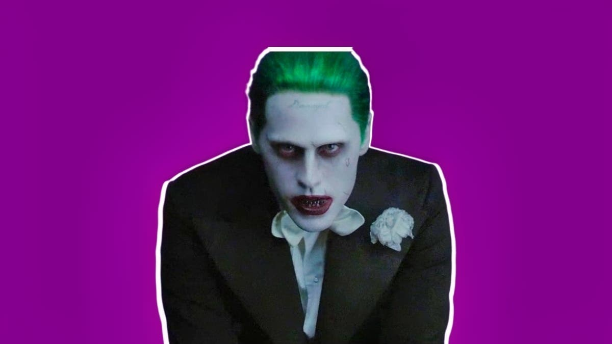 Jared Leto's new look for Snyder Cut Justice League