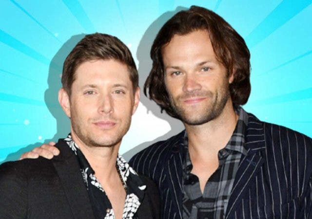 Jared Padalecki and Jensen Ackles