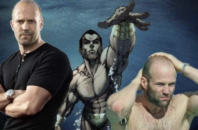 Jason Statham as MCU's Namor DKODING