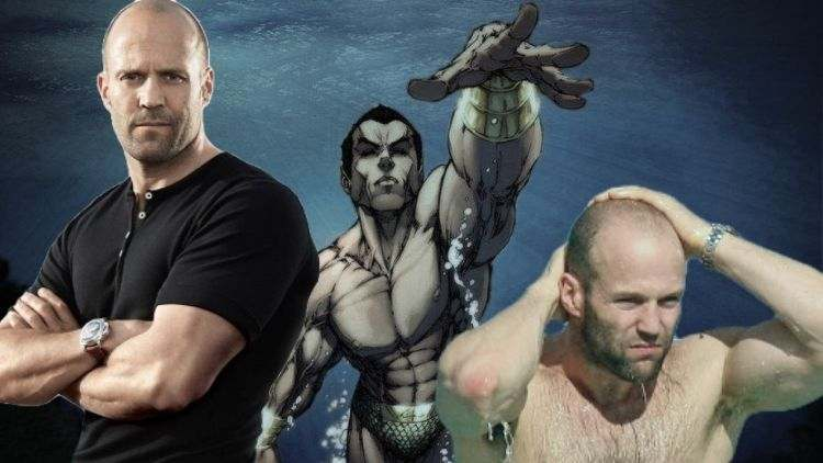 Finally! Jason Statham To Star As Namor In MCU