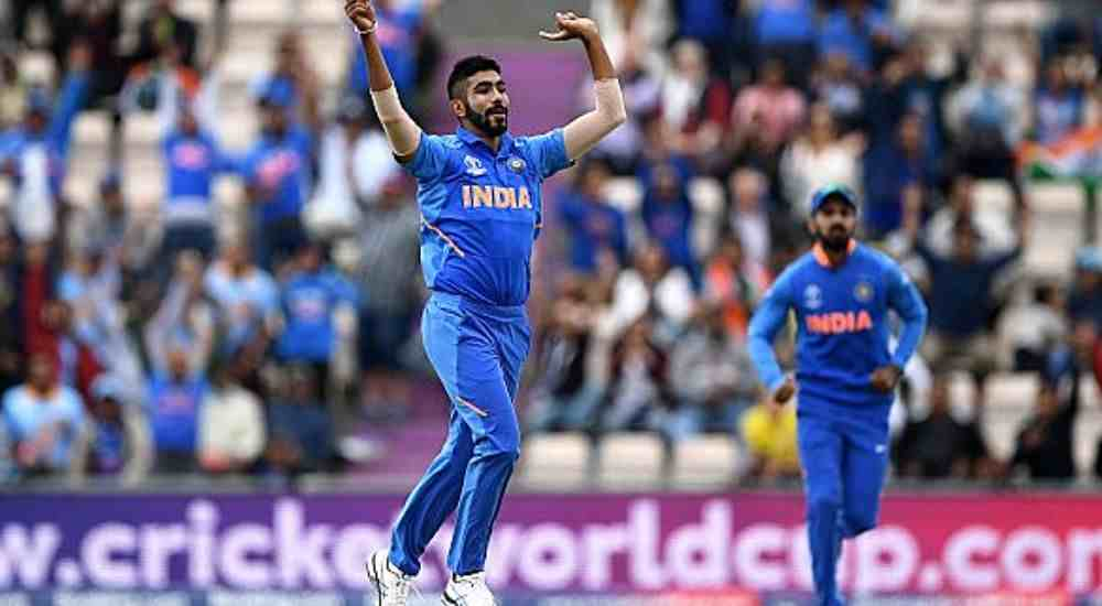 Jasprit-Bumrah-India-CWC19-Cricket-Sports-DKODING