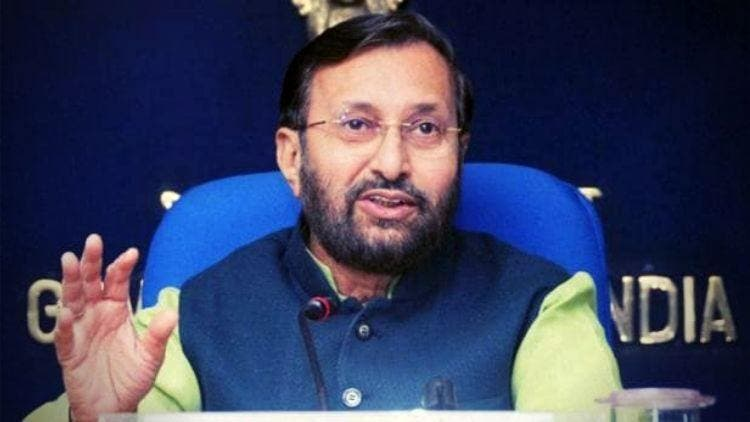 Parkesh-Javadekar-Defends-Govt-Says-If-One-Tree-Is-Cut-5-10-Are-Planted-India-Politics-DKODING