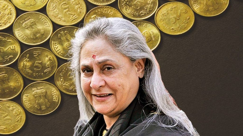 India's Richest Politicians - Jaya Bachchan