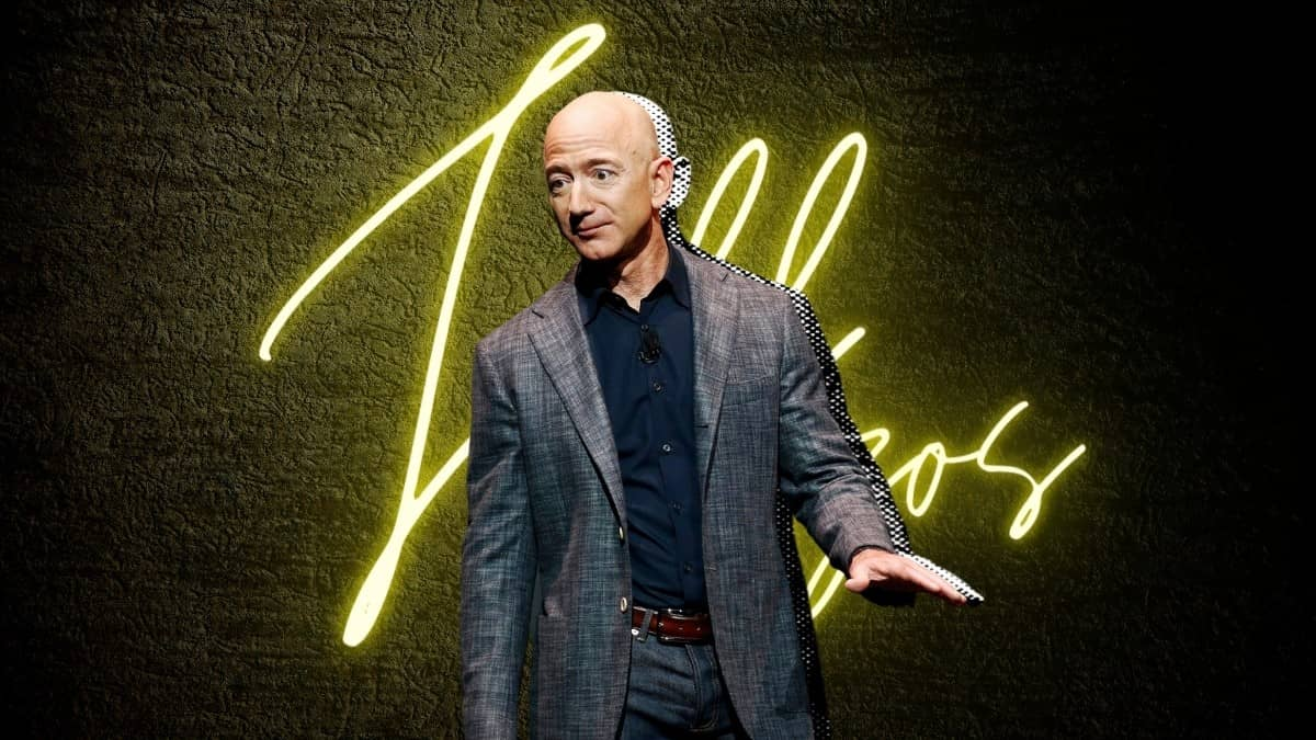 We Analyzed Why Jeff Bezos Is No Longer Interested In Amazon And Here's What We Found