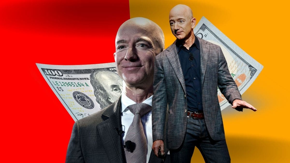 Bezos Is No Longer The Richest Man In The World