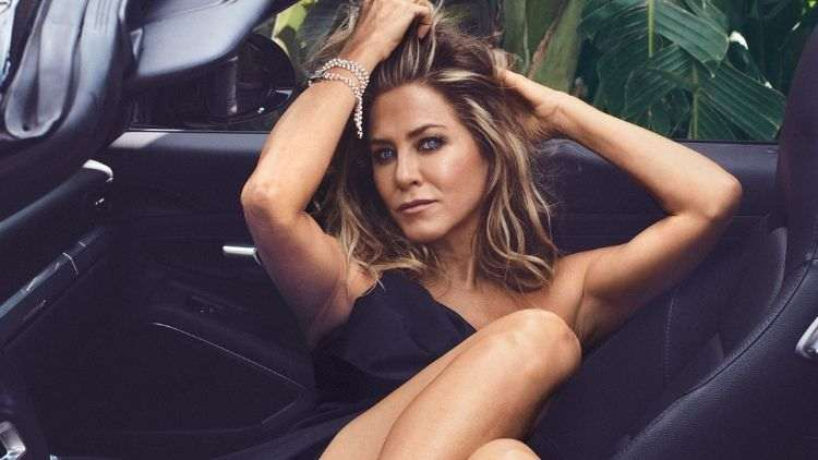 Why Jennifer Aniston 'Love' Being Naked?