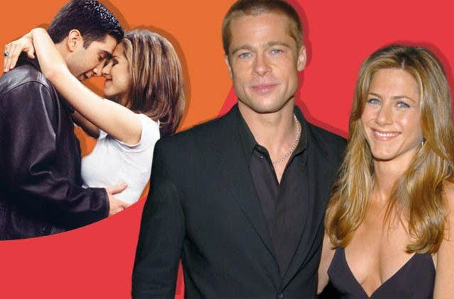 Jennifer Aniston and Brad Pitt's relationship