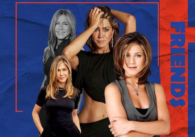 Jennifer Aniston reveals that 'FRIENDS' was actually based on her real life