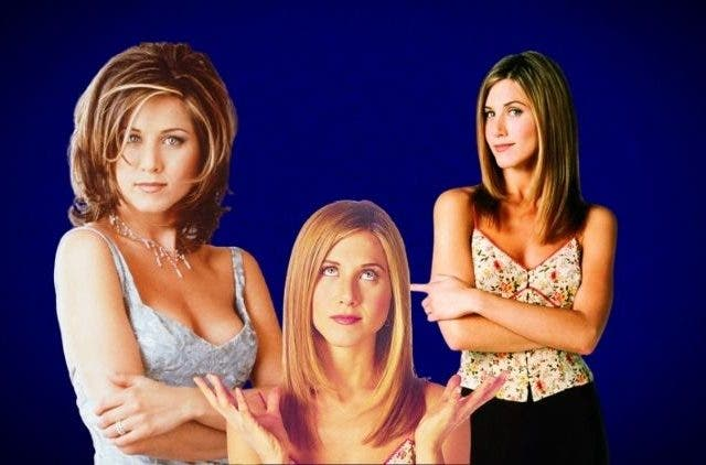 Jennifer Aniston's ex-boyfriend on Rachel Green