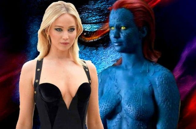 Jennifer Lawrence in Captain Marvel 2 Mystique
