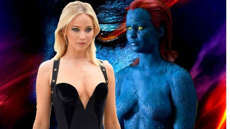 Jennifer Lawrence As Mystique Gears Up To Kill Brie Larson In Captain Marvel 2