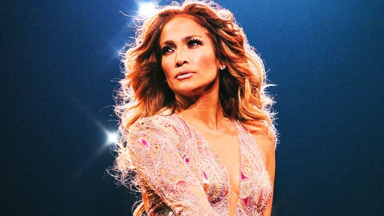Jennifer Lopez celebrates her 50th Birthday with a bang