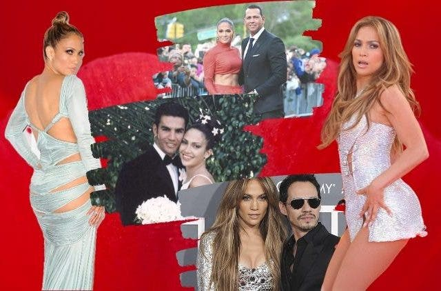 Jennifer Lopez ex husband