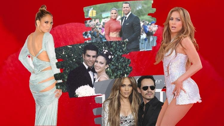 Jennifer Lopez; Stuck Between Her Past And Present, Will She Ever Make It To The Alter