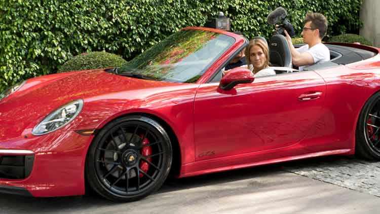 Jennifer-Lopez-Red-Porsche-Birthday-Gift-Hollywood-Entertainment-DKODING