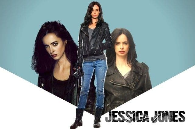 Jessica Jones' all set to return to our television screens