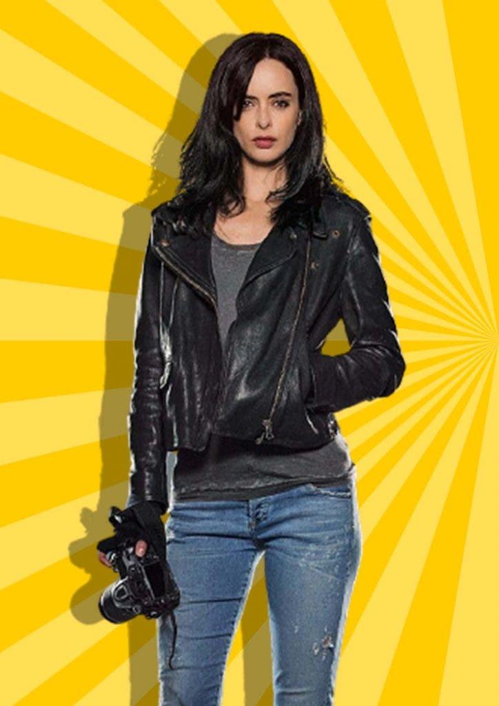 Is Jessica Jones bulletproof?