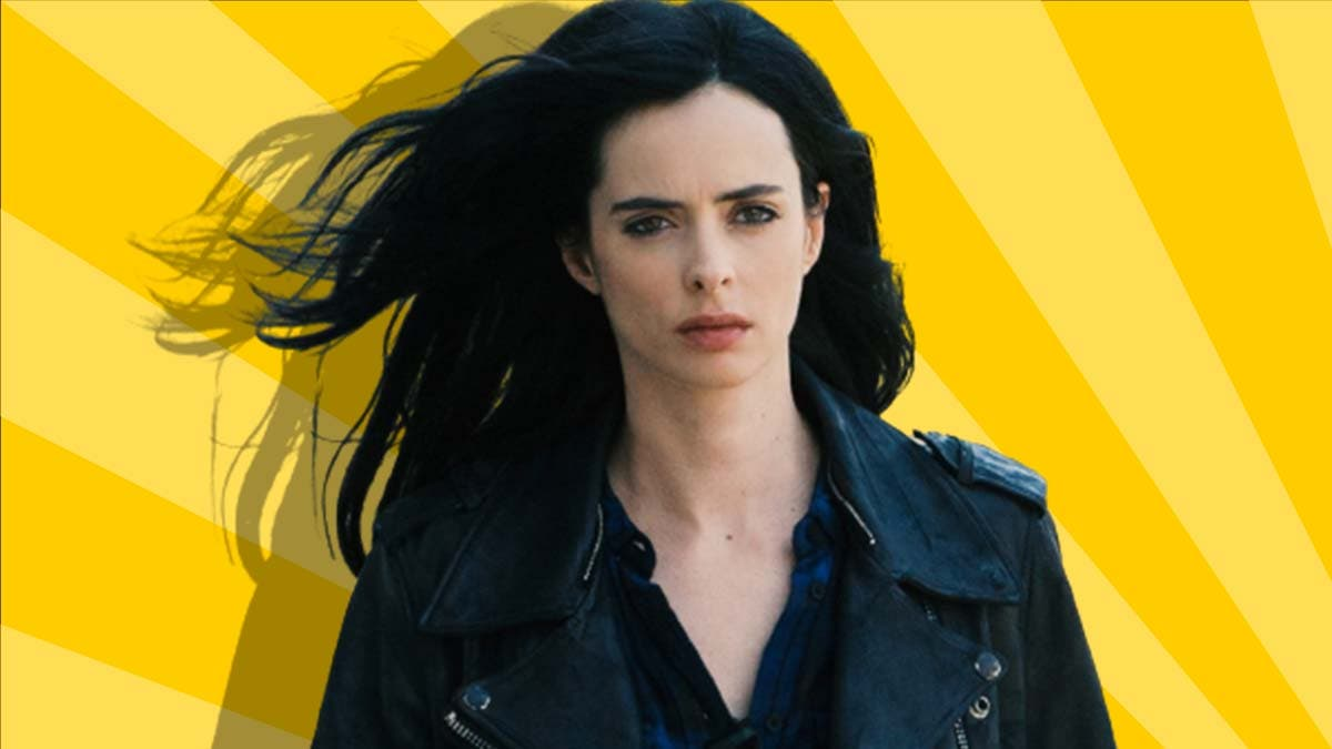 Marvel Cinematic Universe Jessica Jones