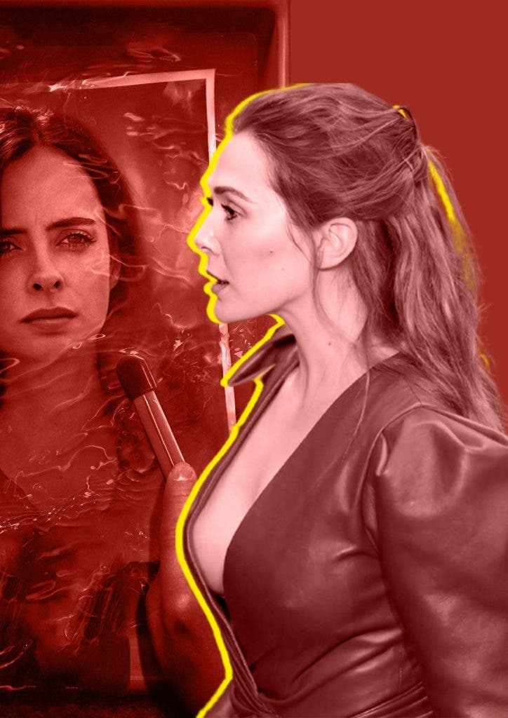 'WandaVision' revives 'Jessica Jones' Season 4