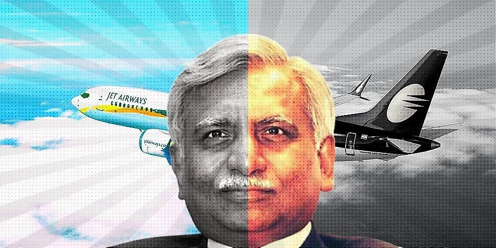 Chronicling The Jet Airways Saga: From Making History To Becoming It