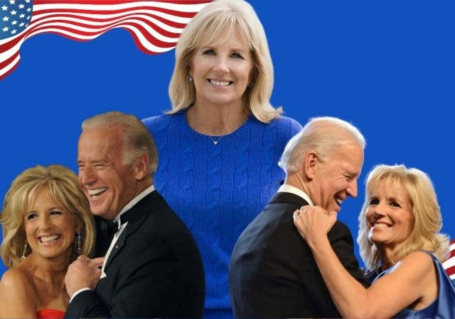 who is Jill Biden — America's Future First Lady
