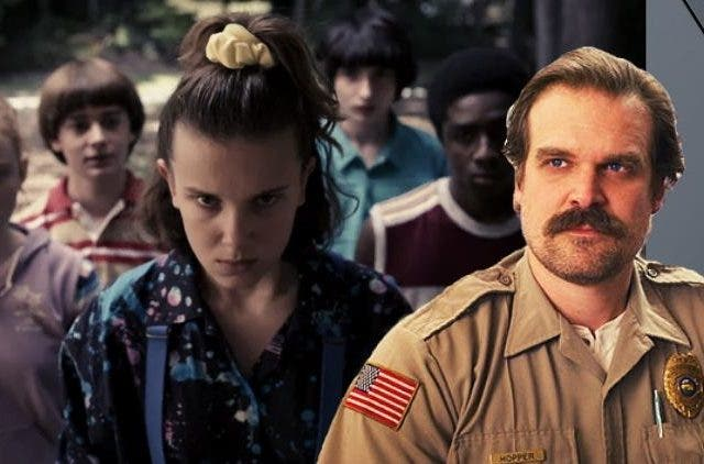 David Harbour opened up about his childhood memories