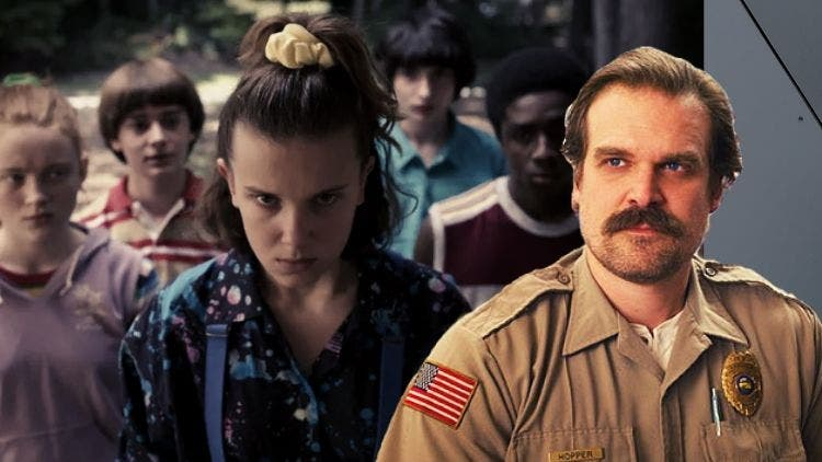 David Harbour Rages A War Against His Stranger Things Co-Stars
